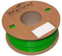 3D Factories ABS zelená 1,75mm 1 Kg