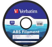 Verbatim ABS, transparentní, 1,75mm, 1kg