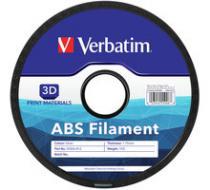 Verbatim ABS, stříbrná/šedá, 1,75mm, 1kg