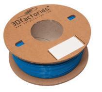 3D Factories PLA modrá 1,75 mm 1 Kg