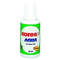 Opravný lak KORES Aqua 20 ml