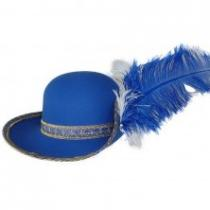 Mušketýr - modrá