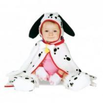 Dalmatin kostým pro miminka