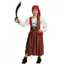 Pirátka - dětský kostým