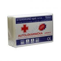 Autolékárnička Steriwund plast 341/2014