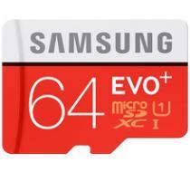 Samsung Micro SDXC EVO+ 64GB Class 10 UHS-I