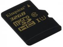 Kingston MicroSDHC 32GB UHS-I U1
