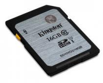 Kingston SDHC 16GB UHS-I U1