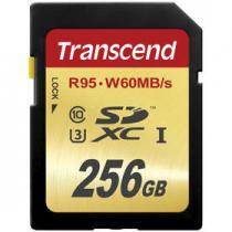 Transcend SDXC 256GB UHS-I U3