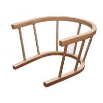 SULOV Ohrádka na sáně dřevěná