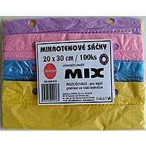 Mikroténové sáčky 20x30