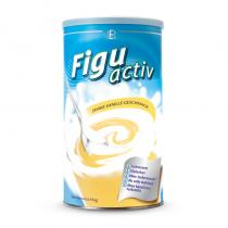 Figuactiv Instantní nápoj v prášku s vanilkovou příchutí 450 g