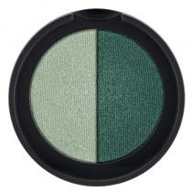 Minerální oční stíny Duo (Mint & Pine Green) 2 x 1,25 g