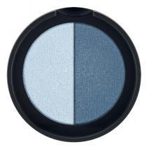 Minerální oční stíny Duo (Sky & Water) 2 x 1,25 g