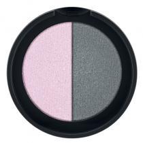 Minerální oční stíny Duo (Rose & Grey) 2 x 1,25