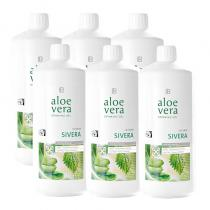 Aloe Vera Drinking gel Sivera Série 6 ks 6 x 1000 ml