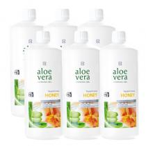 Aloe Vera Drinking gel Série 6 ks 6 x 1000 ml