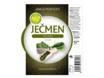 AWA superfoods Zelený mladý ječmen prášek 200g