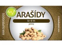 AWA superfoods Arašídový krém DeLuxe 180g