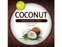 AWA superfoods kokosový olej COCONUT 2500ml