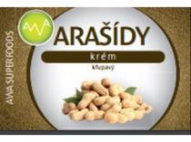 AWA superfoods Arašídové máslo jemné 180g
