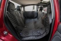 Reedog ochranný autopotah pro psy s boky - černý