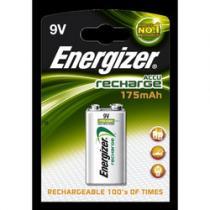 Energizer Dobíjecí baterie 9V 175 mAh
