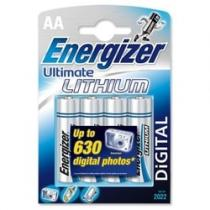 Energizer Ultimate Lithium AA 4 KS