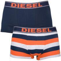 Diesel Blue Grey Orange