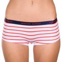 Mosmann Australia Boyshorts Red/White Stripe