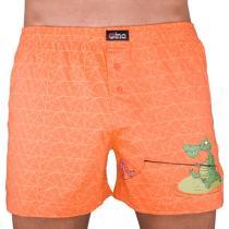 Gino Krokodýl Oranžové