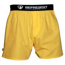Represent Boxerky MIKE YELLOW Žlutá