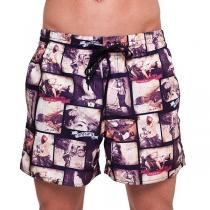 69SLAM Plavky Boardshort Bikers