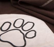 Reedog Brown Paw deka