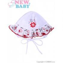 NEW BABY Dětská čepička Beruška
