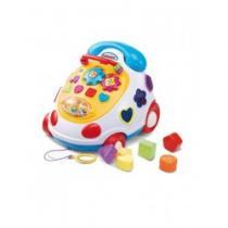 BABY MIX Dětská edukační hračka telefon