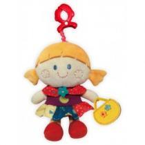 BABY MIX Dětská plyšová hračka Panenka