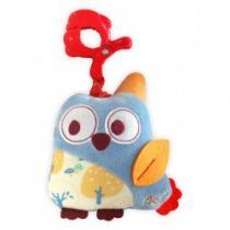 BABY MIX Dětská plyšová hračka Sova