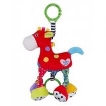 BABY MIX Dětská plyšová hračka s vibrací Koník