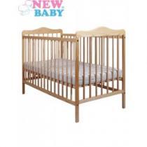NEW BABY Dětská postýlka Jacob přírodní