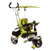 BABY MIX Dětská tříkolka green