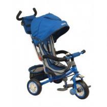 BABY MIX Dětská tříkolka modrá