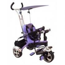 BABY MIX Dětská tříkolka violet