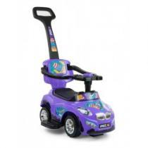 MILLY MALLY Dětské jezdítko 2v1 Happy purple