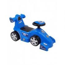 BABY MIX Dětské jezdítko se zvukem blue