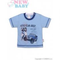 NEW BABY Dětské tričko s krátkým rukávem Army Jeep