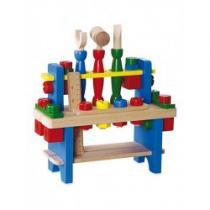 BABY MIX Dřevěná dětská dílna