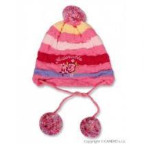 YO COMPANY Dětská zimní čepička Adorable