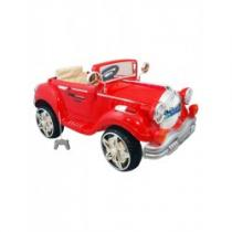 BABY MIX Dětské elektrické auto KING červené