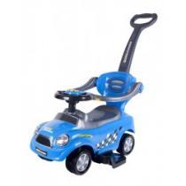 BAYO Dětské hrající jezdítko 3v1 Bayo blue